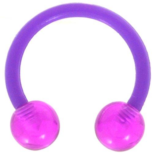 Horseshoe Circular Acrylic - 5
