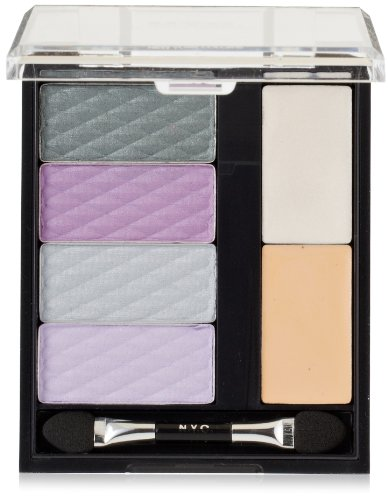 New York Color Individualeyes Custom Compact, Bryant Park for Blue Eyes, 0.051 Ounce - Custom Compact Mirrors