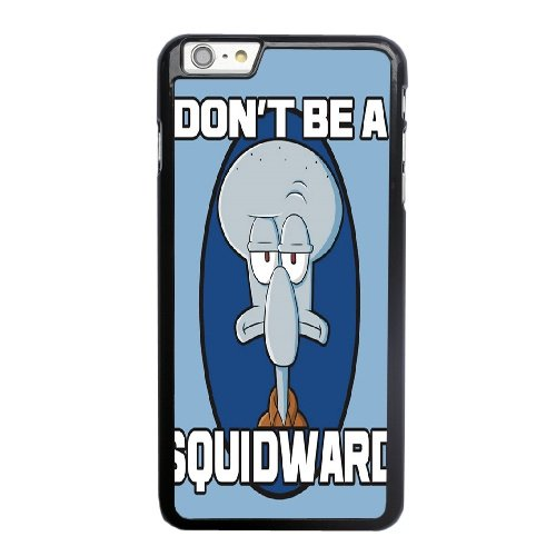 Coque,Apple Coque iphone 6 6S plus (5.5 pouce) Case Coque, Generic Results For Don'T Be A Squidward Cover Case Cover for Coque iphone 6 6S plus (5.5 pouce) Noir Hard Plastic Phone Case Cover