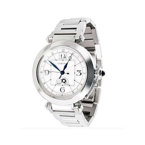 Cartier Pasha Automatic Men's Watch Model W31093M7