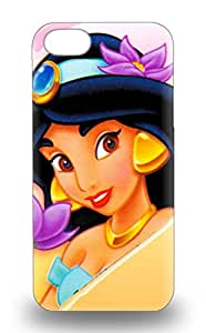 Hot Fashion Design 3D PC Soft Case Cover For Iphone 5/5s Protective 3D PC Soft Case Disney Jasmine Aladdin Fantasy And Adventure ( Custom Picture iPhone 6, iPhone 6 PLUS, iPhone 5, iPhone 5S, iPhone 5C, iPhone 4, iPhone 4S,Galaxy S6,Galaxy S5,Galaxy S4,Galaxy S3,Note 3,iPad Mini-Mini 2,iPad Air )
