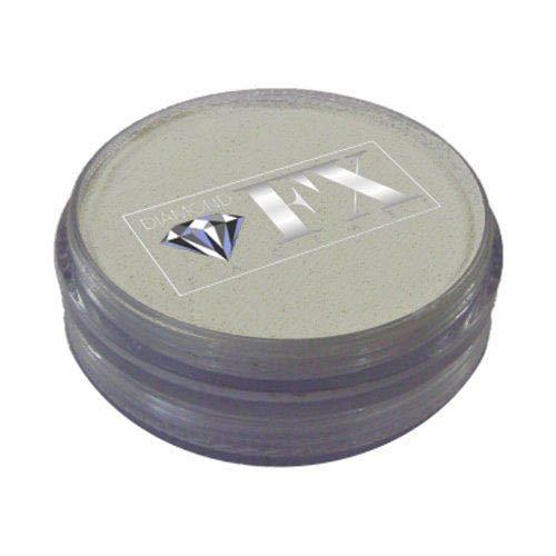 Diamond FX Essential Face Paint - White (45 gm) (Fx White Diamond Face Paint)