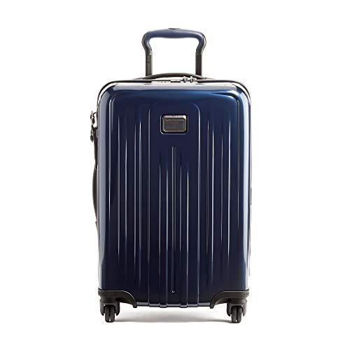 TUMI - V4 International Expandable Carry-On Luggage - 22 Inch Hardside Suitcase for Men and Women - Eclipse