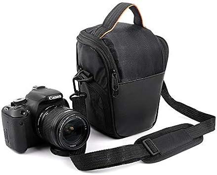 Desconocido DSLR - Funda para cámara Nikon D5600 D5500 D5300 D5200 D5100 D5000 D3400 D3300 D3200 D3100 D3000 D90 D7200 D750 D7500 D7100 D40: Amazon.es: Electrónica