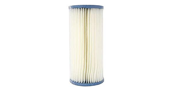 Harmsco WB-HB-20-20-W Better Pleated Water Filter Cartridge Commercial Water Distributing