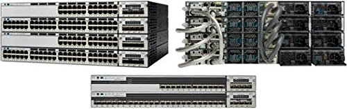 Cisco WS-C3750X-24P-S Catalyst 3750X 24 Port Poe Switch