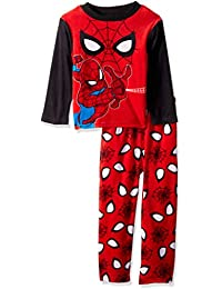 Boys Spiderman 2-piece Fleece Pajama Set