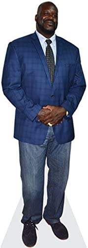 Shaquille ONeal Life Size Cutout