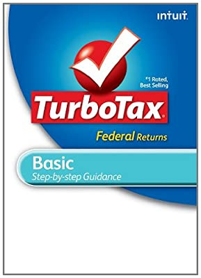 TurboTax Basic Federal + E-file 2011 [Old Version]
