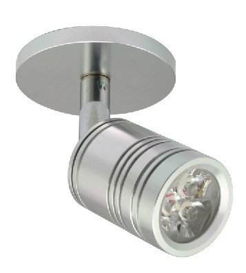 Brightsky LED Spotlight Ceiling Bulb Surface Mounted Light Jewelry CabinetWall DownLigt Lamp