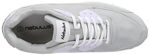 Multicolore Grey Liam Mehrfarbig Chaussures de white Fitness Nebulus Homme FXqSxZZw