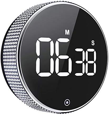Oveki Kitchen Timer, Magnetic Countdown Digital Timer