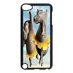 DDOUGS I Hippo Brand New Cell Phone Case for Ipod Touch 5, DIY I Hippo Case
