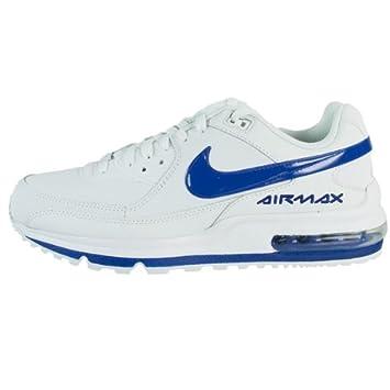 Nike Air Max LTD II (316391 144) Blanc Bleu UK13:
