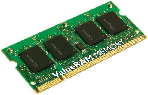 (Kingston ValueRAM 1GB 533MHz DDR2 Non-ECC CL4 SODIMM Notebook Memory)