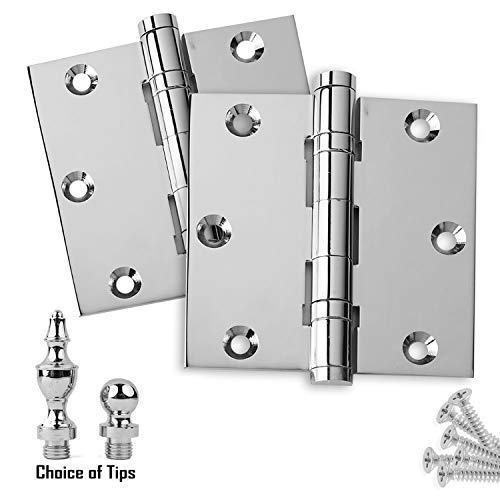 2 PK - Door Hinges 3.5