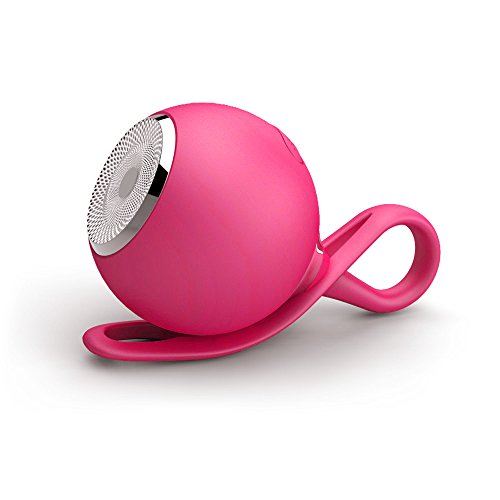 PINGKO Speakers Portable Wireless Cycling Pink