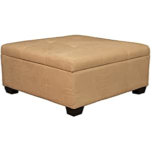 Amazon Com 36 Quot X 36 Quot X 18 Quot High Tufted Padded Hinged