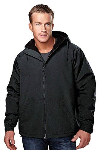 Nylon Hooded Jacket - 7