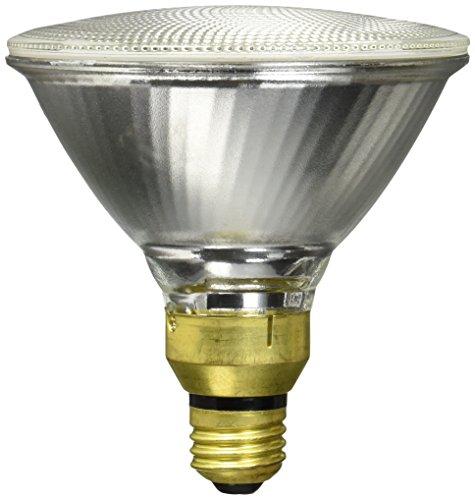 Sylvania # 14577 Capsylite PAR38 90 Watt 130 V Flood Beam Tungsten Halogen Reflector Bulb ()
