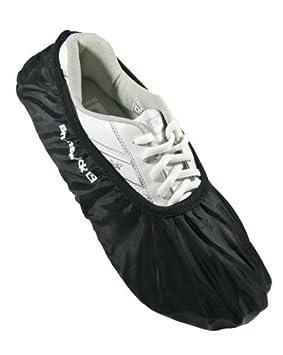 Brunswick Sources Pro Couvre-chaussures, Noir, Moyenne / Grande