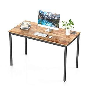 UMI. by Amazon Bureau d'ordinateur Bureau Informatique Petit Bois Moderne Simple Table Travail D'étude Bureau pour La…