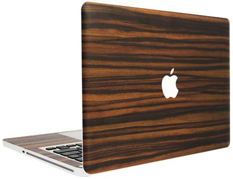 Slickwraps Wood Series Protective Film for Macbook 15 PRO...