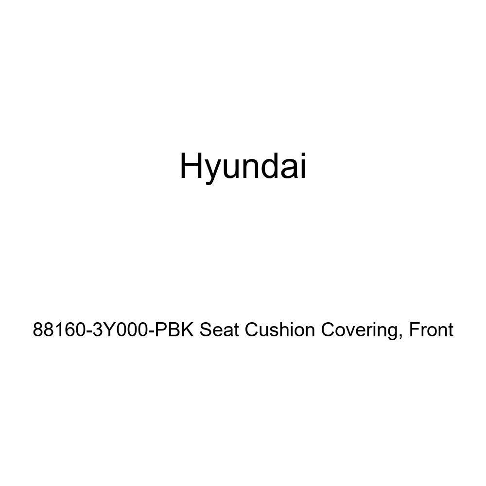 Genuine Hyundai 88160-3Y000-PBK Seat Cushion Covering Front