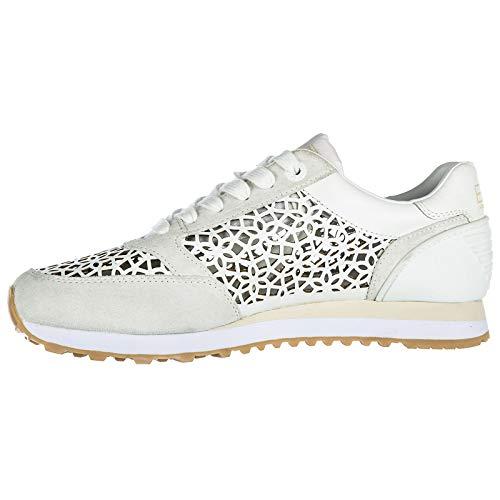Baskets Sneakers En Ea7 Femme La Running Heritage Emporio Chaussures qXprPXw6