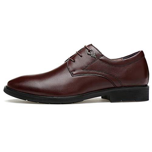 Uomo 39 2018 Marrone pelle coccodrillo Jiuyue inglese da Marrone scarpe Pelle Oxford in classiche EU Scarpe Color Dimensione da modello Scarpe uomo di shoes uomo Tw5Sq5xpB