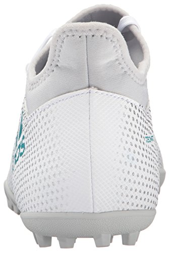 Chaussure De Football Adidas Mens X Tango 17.3 Turf White / Energy Blue / Black