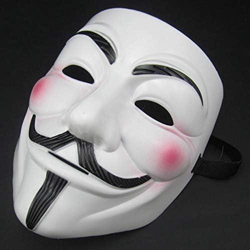 Goods & Gadgets V - Máscara de guy Fawkes para disfraz de Vendetta ...