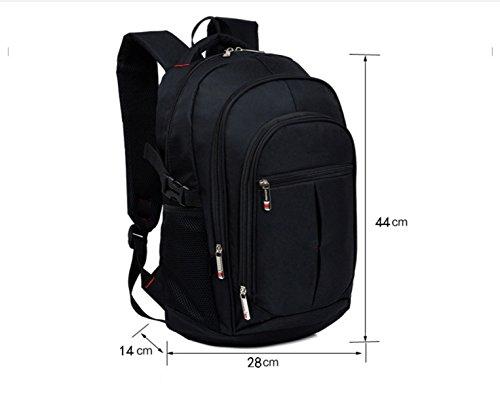 black Men Bag Shoulder 14 Computer Oxford 28 Business Lightgray Wang 44cm Leisure OUvqx7Aww
