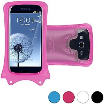 DiCAPac T2C_DCP002PNK050-198 Funda para teléfono móvil 12,9 cm ...