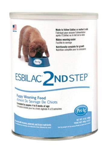(PetAg Esbilac 2nd Step Puppy Weaning Food 14oz)