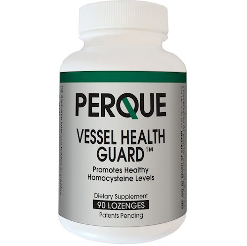 Perque, Vessel Health Guard,90 lozenges
