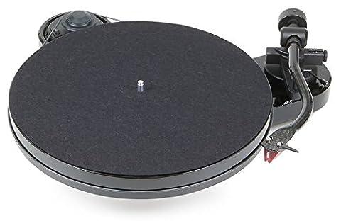 Pro-Ject RPM 1 Carbon Manual Turntable (Ceramica Cartuccia Del Cuscinetto)