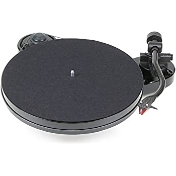 Pro-Ject RPM 1 Carbon Manual Turntable (Black)
