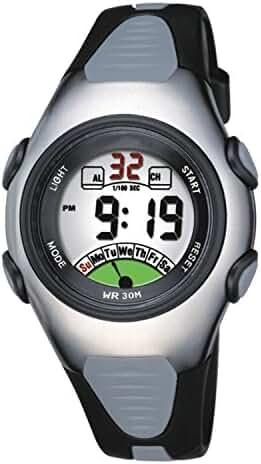 WISE® Children Boys Girls Watches, Kids Watches, Digital Watches, Waterproof Watches, Luminous Watches 219 Black
