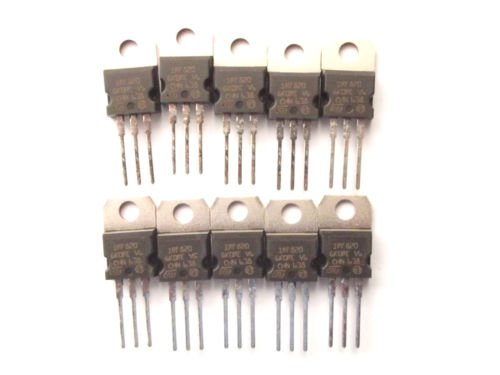 IRF820 Mosfet Transistor x10pcs