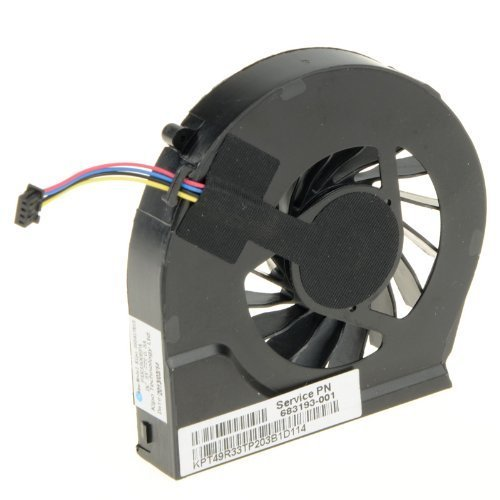 wangpeng® Generic Brand New CPU Cooling fan for Hp Pavilion G6-2000 G6-2100 G6-2200 Series Laptop 683193-001