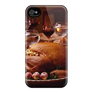 Waterdrop Snap-on Thanksgiving Dinner Cases For Iphone 6