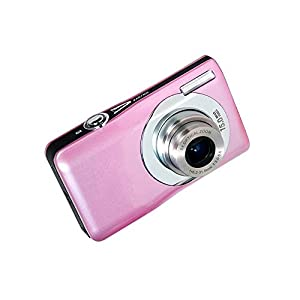 2.7 Inch TFT 5X Optical Zoom 15MP 1280 X 960 HD Anti-shake Smile Capture Digital Video Camera