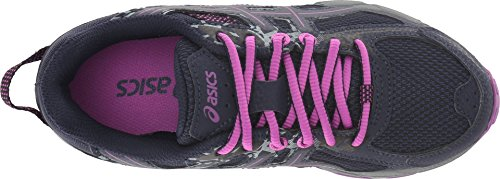 ASICS Kids Gel-Venture 6, Peacoat/Orchid, 4 M US Big Kid by ASICS (Image #1)