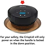 Mealthy CrispLid for Pressure Cooker (NEW): Turn