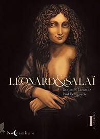 Léonard et Salaï, tome 1 : Il Salaïno par Benjamin Lacombe