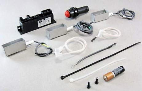 Replacement Igniter Kit 42324 Genuine for Summit Gold Platinum A6 Gas Grill Weber