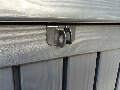 keter rockwood storage box outdoor