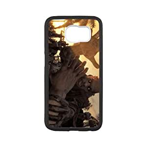 Samsung Galaxy S6 Cell Phone Case Black Dying Light LV7118498