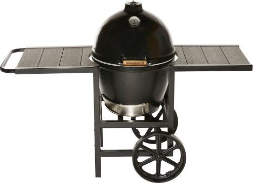 Golden's Cast Iron 13525 Cooker with Full Cart - 20.5''